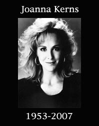 Joanna Kerns death