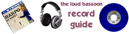 the loud bassoon record guide