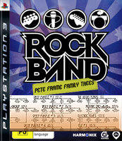 Rock Band: Pete Frame Family Trees